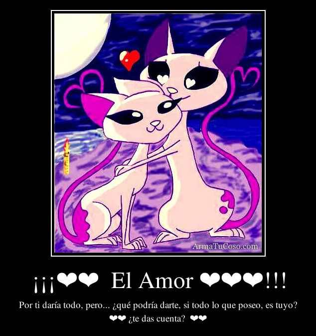 Armatucoso El Amor 652487