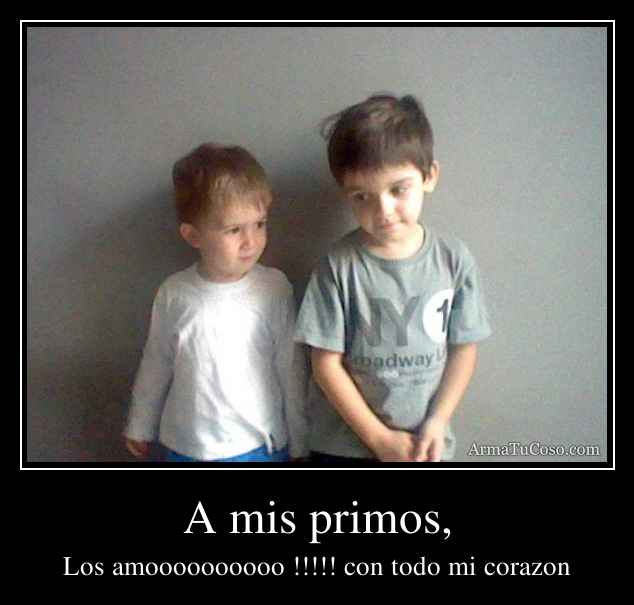 Frases De Primos