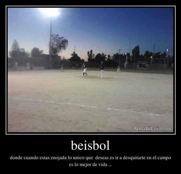 Armatucoso Beisbol 44873