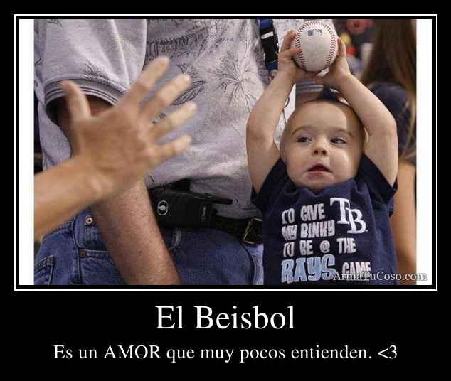 Armatucoso El Beisbol 57259