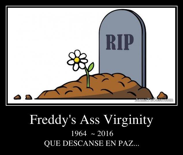 Ass Virginity 8