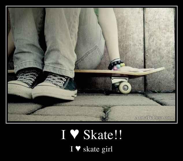 Imagenes de skaters con frases de amor - Imagui