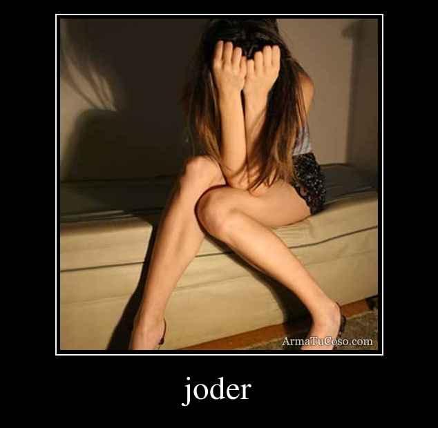 Joder - significado de joder diccionario