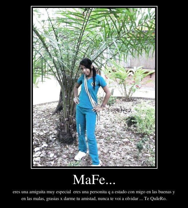 MaFe...