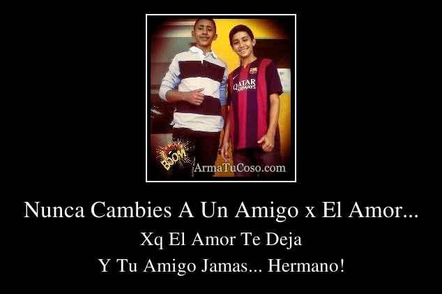 amigo X