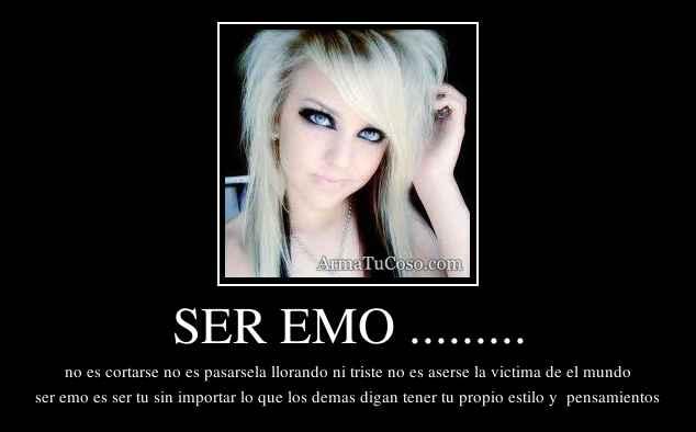 SER EMO
