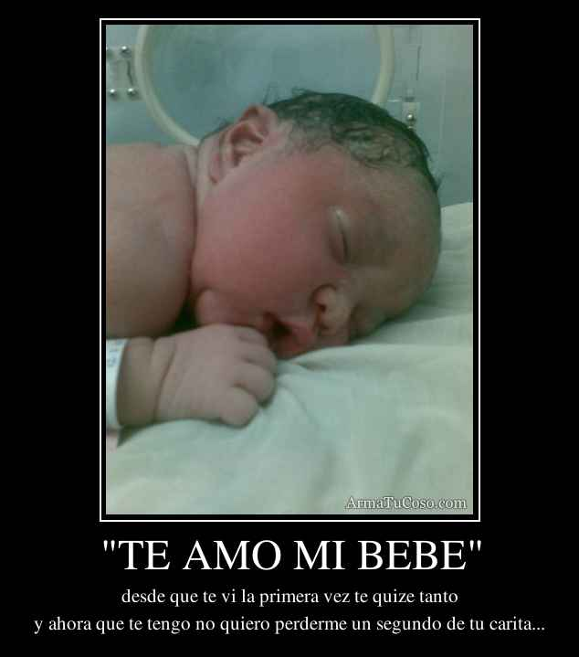 Pin Armatucoso Amo Bebe Hermoso Jpg Pictures on Pinterest