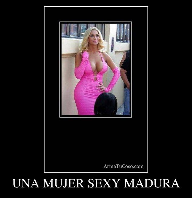 charla mujer madura sexy